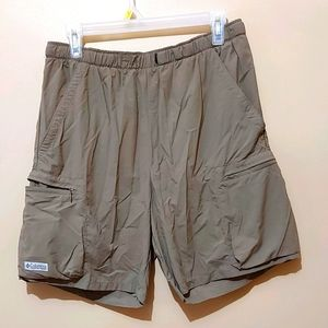 Columbia Packable Cargo Shorts